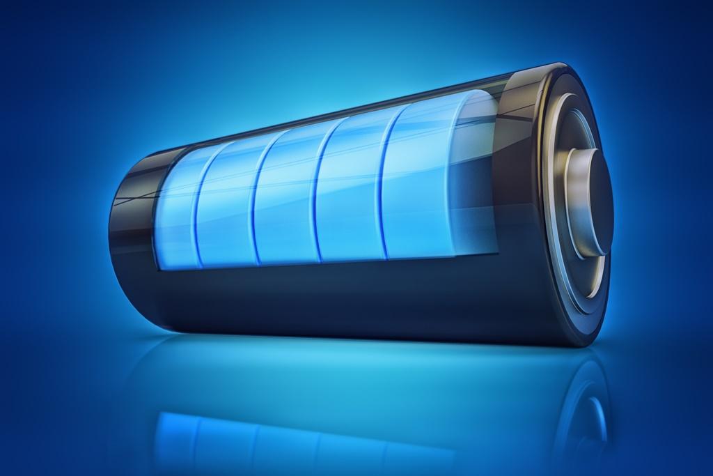 baterie bateria
